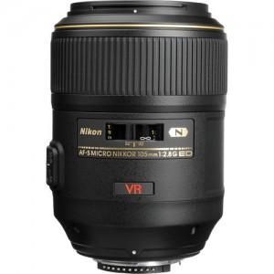 Nikon AF-S 105mm f/2.8G Micro VR IF-ED