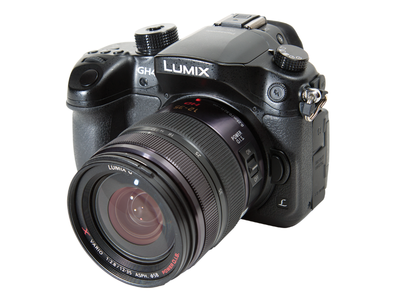 Panasonic GH4 & lens kit