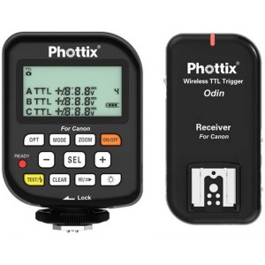 Phottix Odin Wireless TTL Trigger Canon