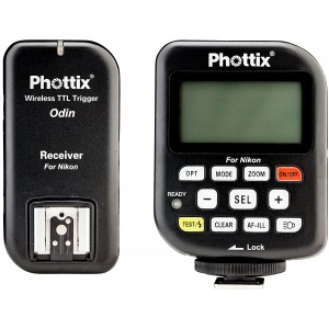 Phottix Odin Wireless TTL Trigger for Nikon