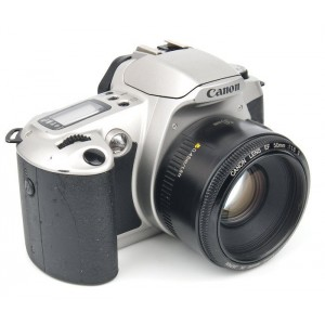 Canon EOS Rebel 2000 with 50mm 1.8