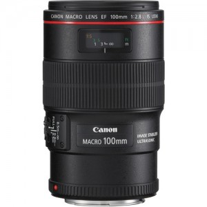 Canon EF 100mm 2.8L IS Macro