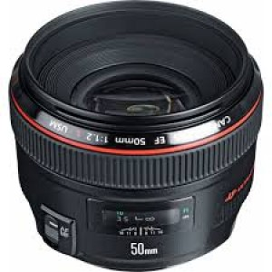Canon EF 50mm 1.2 L