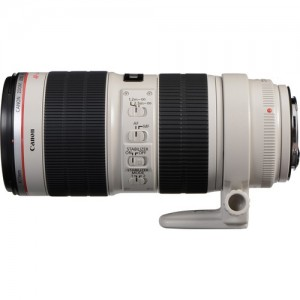 Canon  EF 70-200mm  2.8L IS II