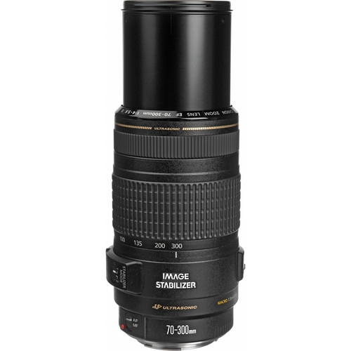 Canon EF 70-300mm 4-5.6 IS USM