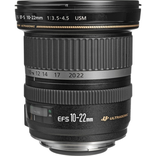 Canon EF-S 10-22mm 3.5-5.6