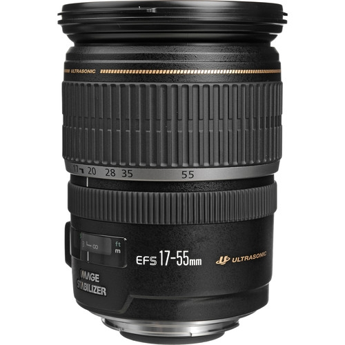Canon EF-S 17-55mm 2.8 IS
