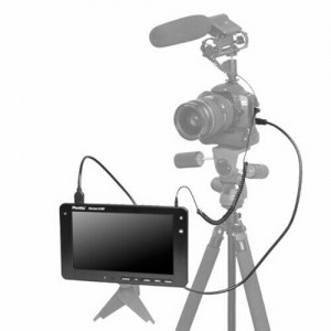 Phottix Hector 9″ HD Monitor with Wired Remote