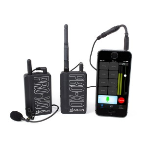 Azden PRO-XD Wireless Mic Kit