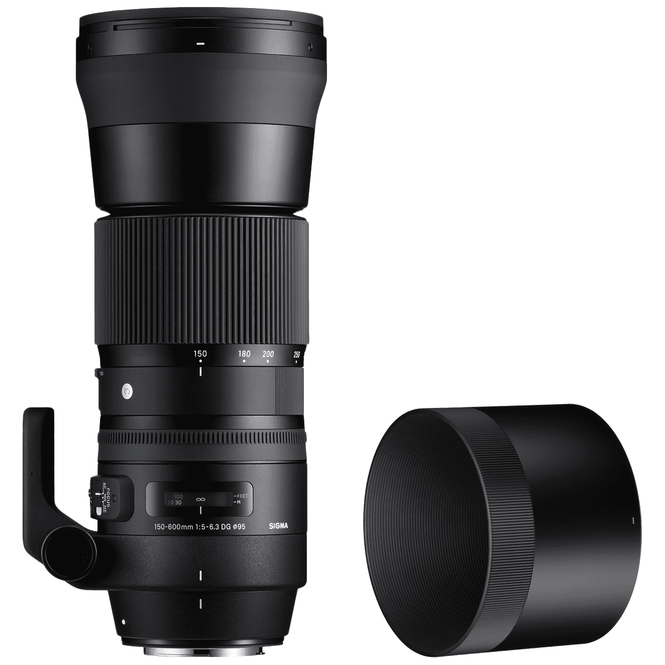Sigma 150-600 Can. Mt