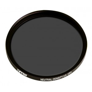 Tiffen 82mm 4x (0.6) Neutral Density Glass Filter