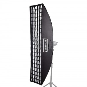 Fovitec rectangle softbox kit